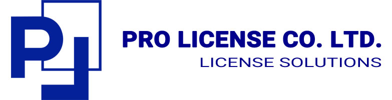 Pro License Co Ltd Logo