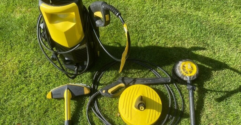 High-pressure washers to become controlled item in Thailand